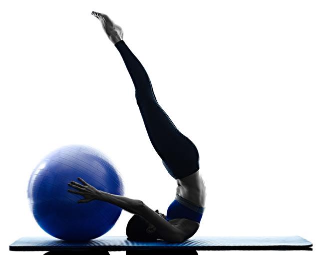 Practica Pilates